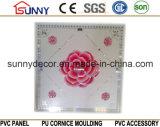 Напечатанная панель PVC используемая на плитки стены и потолка 595 600 603mm