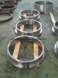 F44デュプレックスステンレス鋼の鍛造材のリングかフランジ