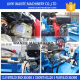 Wt2-20m 큰 수용량을%s 가진 기계를 만드는 디젤 엔진 토양 벽돌 또는 구획