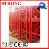 Sección del mástil/sección estándar para grúa/el alzamiento de la construcción