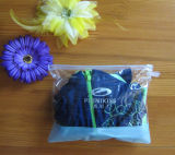 O Zipper do saco do Zipper do PVC ensaca o saco estilo próprio do roupa interior