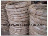 Горяч-Окунутые провод/Electro оцинкованной стали гальванизировали провод связи бандажной проволоки для фабрики конструкции сразу поставляют