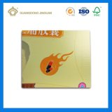 Rectángulo de empaquetado de papel de la cartulina rígida plegable de lujo (rectángulo magnético plegable)