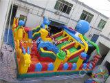 Aufblasbarer Drache-Spielplatz, riesiger neuer aufblasbarer Spielplatz für Verkauf