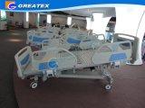 tarjetas eléctricas de la base de las camas de hospital 5-Function con los muebles médicos comunes suaves de la base y del hospital (GT-BE5021)