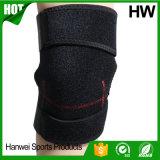 O OEM presta serviços de manutenção ao estilo elevado Kneelet do preto do cobre da compressão do relevo de dor (HW-KS004)