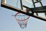 Carrinho de alta pressão do basquetebol de Inground do encosto do vidro Tempered da resistência