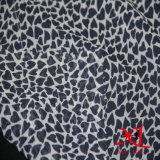 100% polyester DOT print Chiffon Fabric for Dress
