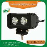3 12V 24V Offroad ATV, UTV 의 Ute 트럭 표시등 막대를 모는 기관자전차를 위한 인치 20W LED 바 빛