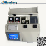 Laboratoire 3 cupes Automatique Extraction Acid Value Oil Testing Machine