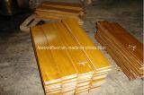 Естественный азиатский настил твёрдой древесины Teak