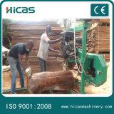 la fascia del legname di larghezza di taglio 4000W 682mm ha veduto che libro macchina di macchina legare ha veduto