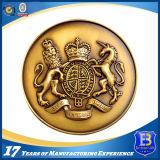 Изготовленный на заказ монетка сувенира возможности Antique 3D (Ele-C102)