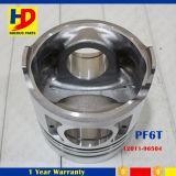 OEM del pistón de los recambios PF6t del motor diesel del excavador (12011-96504)