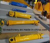 Cylindre hydraulique de boum de Dh360 Dh420-7 Dh500-7LC pour des pièces d'excavatrice de machines de construction d'Egineering d'excavatrice
