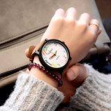 347 de in het groot Riem van het Leer Dame Heet Watch, verkoopt het Horloge van de Manier