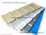 Пластичные плитки изоляции топления PVC Constructon материальные для верхней части крыши