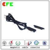 Пригодные для носки магнитные разъемы силового кабеля 5pin