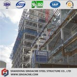 Pre проектированная стальная рамка для высокого здания подъема