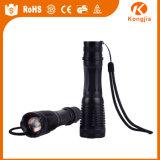 Starke LED-Licht Tactical X800 Wiederaufladbare Taschenlampe