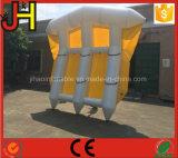 Barco inflável de peixes voadores de PVC durável para venda