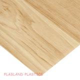 Strato di legno del grano della stagnola/PVC della venatura del legno del PVC