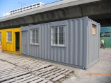 Легкая портативная складная дом контейнера 2016 от Shandong, Китая
