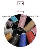 Стикер самоцвета листа стикера изготовленный на заказ Rhinestone стикеров акрилового кристаллический (TS-черный)