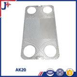 Vervang de Alpha- Plaat Van uitstekende kwaliteit van Laval Ak20 voor de Warmtewisselaar van de Plaat Met Factory Prijs