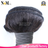 Cabelo reto brasileiro garantido 100% moderno do cabelo do Virgin da fábrica do cabelo