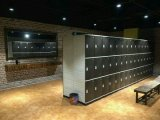 De Kast van de kleedkamer voor Gymnastiek/het Centrum/de Sauna van de Sport Center/SPA
