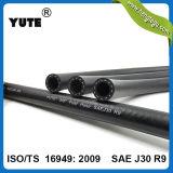 """3/8 de """" de mangueira de combustível flexível resistente do SAE J30r9 do ozônio profissional Yute"""