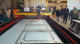 Metall- Sheet und Tube High Definition CNC Plasma Cutter