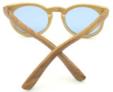 Fw17229 venden al por mayor insignia de bambú inferior barata del laser de MOQ Sunglass