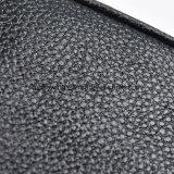 Eleganter echtes Leder-Rucksack mit Drawstring-Schliessen