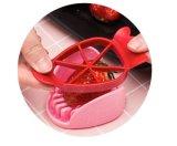 Многофункциональные устройства кухни резца кухни Slicer клубники