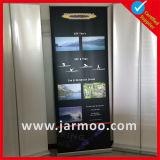 80 * 200cm 85 * 200cm Aluminium Stand Show Retractable Banner