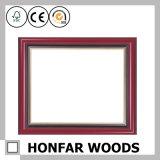 Hölzerner Foto-Rahmen-Abbildung-Plakat-Kunst-Farbanstrich-Montierungs-Wand-Dekor