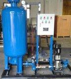 Sistema de fonte da água do prédio