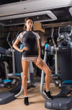 Sportswear обжатия пригодности износа гимнастики картины коробки конструкции способа