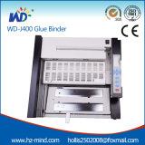 접착제 Bindfing 기계 A4 (WD-J400) 책 완벽한 접착제 바인더