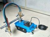 het draagbare gas van de staalplaat oxyfuel of vlam scherpe machine