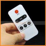 Universal 6 Keys Ultra Thin Bubble Button Code de support de la télécommande IR Personnaliser