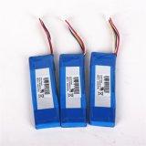 Nachladbare 3.7V 1800mAh Li-Ionbatterie