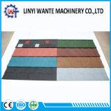 Mattonelle di tetto rivestite dell'assicella del metallo della pietra variopinta del materiale da costruzione della Cina