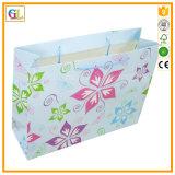 Papiertüten, Einkaufstasche-Drucken (OEM-GL001)