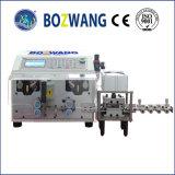Machine coupante et éliminante automatisée (modèle de câble plat)