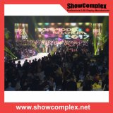 Quadro comandi dell'interno del LED di Showcomplex P3.91 SMD per affitto