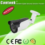 백색 색깔을%s 가진 CMOS 센서 탄알 CCTV 사진기