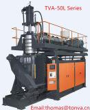 Tva-50L-III Blasformen-Maschine für Autoparts sitzt Plastik vor